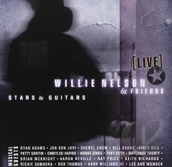 Nelson, Willie - Stars & Guitars CD Cover Art
