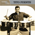Puente, Tito - Platinum & Gold Collection CD Cover Art