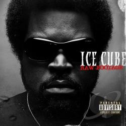Ice Cube - Raw Footage CD Cover Art