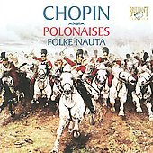 Chopin / Nauta - Chopin: Polonaises CD Cover Art