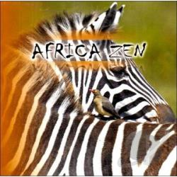 Relaxation - Africa Zen CD Cover Art