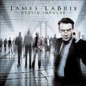 Labrie, James - Static Impulse CD Cover Art