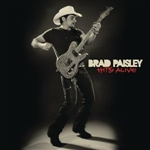 Paisley, Brad - Hits Alive DB Cover Art