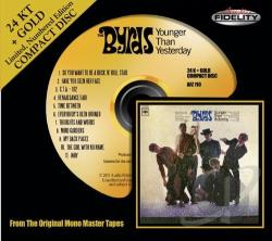 Byrds - Younger Than Yesterday CD Cover Art