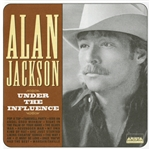 Jackson, Alan - Under the Influence CD Cover Art