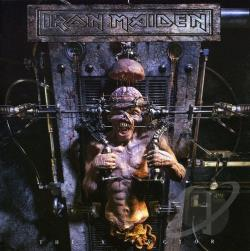 Iron Maiden - X Factor CD Cover Art