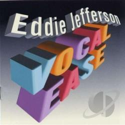 Jefferson, Eddie - Vocal Ease CD Cover Art