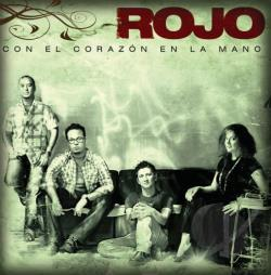 Rojo - Con El Corazon En La Mano CD Cover Art