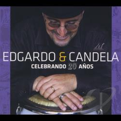 Edgardo & Candela - Celebrando 20 Aos CD Cover Art