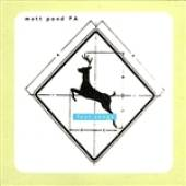 Matt Pond PA - Four Songs - EP DB Cover Art