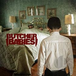 Butcher Babies - Goliath CD Cover Art