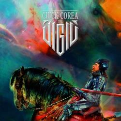 Corea, Chick - Vigil CD Cover Art