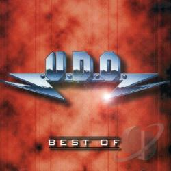U.D.O. - Best Of U.D.O. CD Cover Art