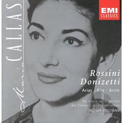 Donizetti / Rossini - Rossini & Donizetti: Arias CD Cover Art
