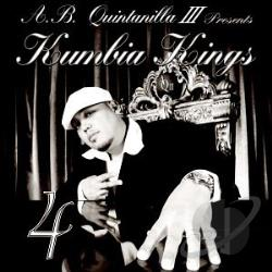 Quintanilla, A.B. III - 4 CD Cover Art