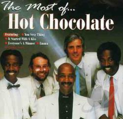 Hot Chocolate - Most of Hot Chocolate CD Cover Art