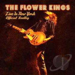 Flower Kings - Live In New York 2002 CD Cover Art