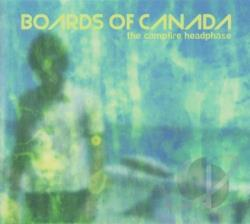 Boards Of Canada - Campfire Headphase CD Cover Art