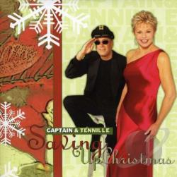 Captain & Tennille - Saving Up Christmas DS Cover Art