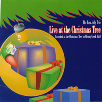 Jolly, Ron - Live at the Christmas Tree CD Cover Art