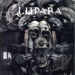 Lupara CD Cover Art