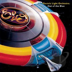 Electric Light Orchestra - Out of the Blue CD Cover Art