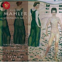 Zinman, David - Mahler: Symphony No 5 CD Cover Art
