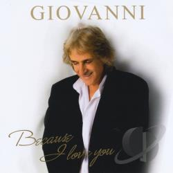 Marradi, Giovanni - Because I Love You CD Cover Art