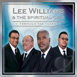 Williams, Lee - Through the Years CD Cover Art