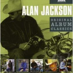 Jackson, Alan - Original Album Classics CD Cover Art