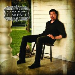 Richie, Lionel - Tuskegee: International Edition CD Cover Art