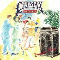Climax Blues Band - Drastic Steps CD Cover Art