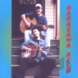 Nakagawa Reed CD Cover Art