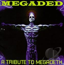 Megaded: A Tribute to Megadeth CD Cover Art