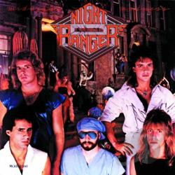 Night Ranger - Midnight Madness CD Cover Art