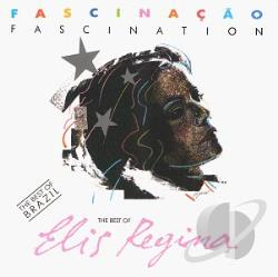Regina, Elis - Fascination CD Cover Art
