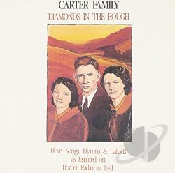 Carter Family - Diamonds in the Rough CD Cover Art