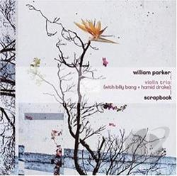Parker, William - Scrapbook CD Cover Art