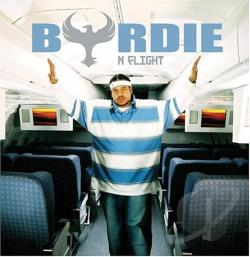 Byrdie - N Flight CD Cover Art