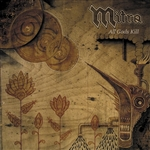 Mitra - All Gods Kill CD Cover Art