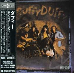 Duffy - Scruffy Duffy CD Cover Art