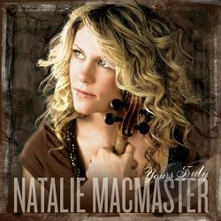 Macmaster, Natalie - Yours Truly CD Cover Art