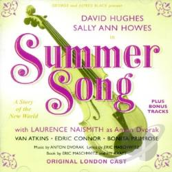 Original London Cast / Original Soundtrack - Summer Song Original London Cast CD Cover Art