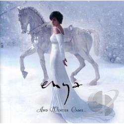 Enya - And Winter Came CD Cover Art