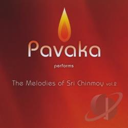 Pavaka - Melodies Of Sri Chinmoy Vol. 2 CD Cover Art