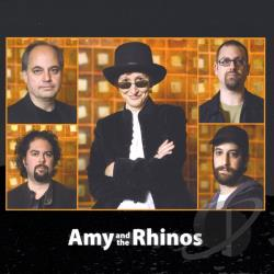 Amy And The Rhinos CD Cover Art