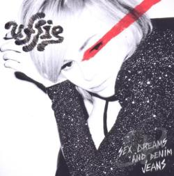 Uffie - Sex Dreams and Denim Jeans CD Cover Art