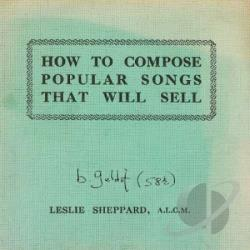 Geldof, Bob - How to Compose Popular Songs That Will Sell CD Cover Art