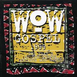 WOW Gospel 1999 CD Cover Art