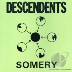 Descendents - Somery CD Cover Art